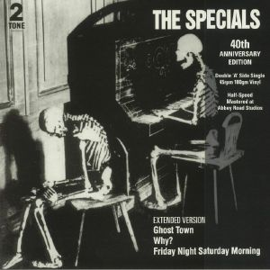 SPECIALS, The - Ghost Town (40th Anniversary Edition) (half speed remastered) (B-STOCK)