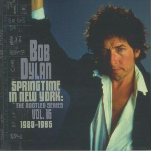 DYLAN, Bob - Springtime In New York: The Bootleg Series Vol 16 1980-1985 (Deluxe Edition)