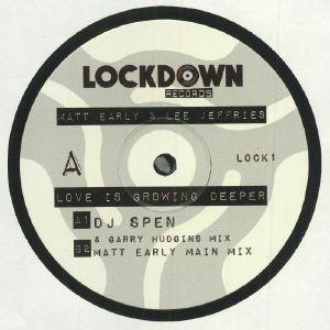 EARLY, Matt/LEE JEFFRIES - Love Is Growing Deeper (B-STOCK)