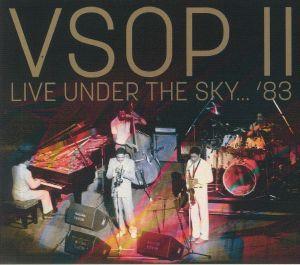 Vsop Ii - Live Under The Sky '83