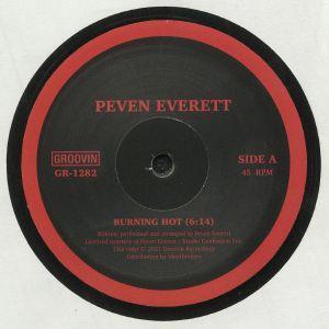 Peven Everett - Burning Hot