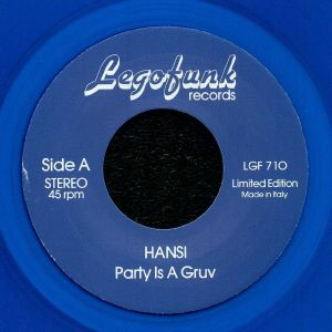 HANSI/LEGO EDIT - Party Is A Gruv