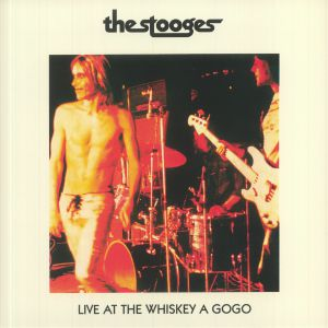 STOOGES, The - Live At Whiskey A Gogo