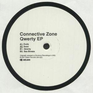 Connective Zone - Qwerty EP (reissue)