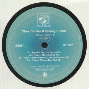Chez Damier / Stacey Pullen - Forever Monna: 2021 Edition