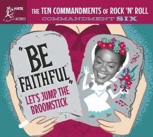 Various - The Ten Commandments Of Rock 'N' Roll Commandment Vol 6