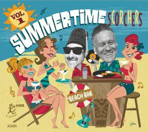 VARIOUS - Summertime Scorchers Vol 1
