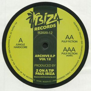 2 On A Tip / Paul Ibiza - Archives Vol 12