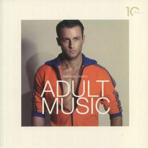IMMANUEL CASTO - Adult Music (10th Anniversary Edition)