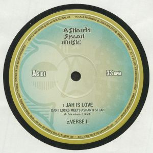 Dan I Locks / Ashanti Selah - Jah Is Love