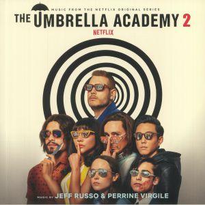 Jeff Russo / Perrine Virgile - The Umbrella Academy 2 (Soundtrack)