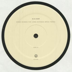 36 / Zake - Stasis Sounds For Long Distance Space Travel (reissue)