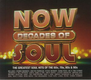 Various - Now Decades Of Soul