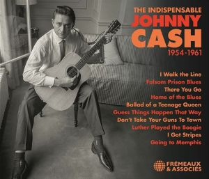 CASH, Johnny - The Indispensable 1954-1961