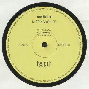 Moriisme - Missing You EP