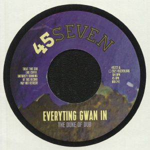 The Duke Of Dub - Everyting Gwan In