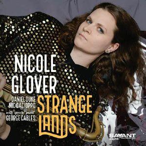 GLOVER, Nicole - Strange Lands