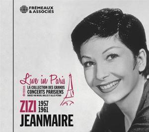 Zizi Jeanmaire - Live In Paris 1957-1961