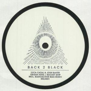 Luca Cazal / Josh Baker - Organ Nuke