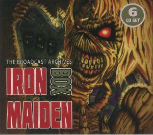 Iron Maiden - Box