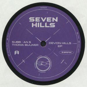 Subb An / Thoma Bulwer - Devon Hills EP