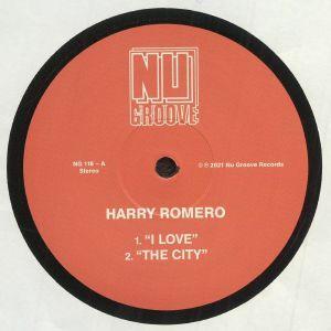ROMERO, Harry/TRILOGY INC - I Love