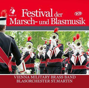 VIENNA MILITARY BRASS BAND/BLA - Festival Der Marsch Und Blasmusik