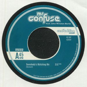 Mr Confuse - Somebody's Watching Me