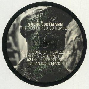 Andre Lodemann - The Deeper You Go (remixes)