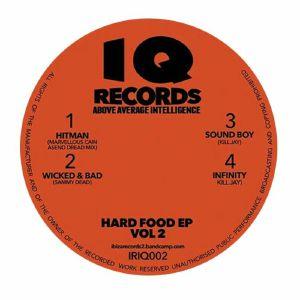 Marvellous Cain / Sammy Dead / Kill Jay - Hard Food EP Vol 2