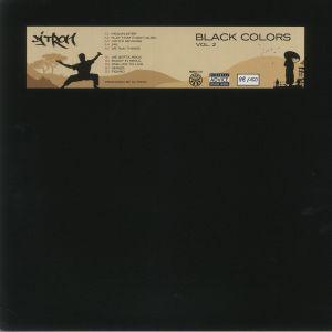 Dj Tron - Black Colors Vol 2