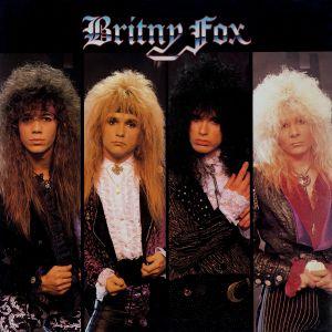 BRITNY FOX - Britny Fox (remastered)