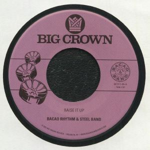 BACAO RHYTHM & STEEL BAND - Raise It Up