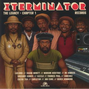 VARIOUS - Xterminator Records: The Legacy Chapter 1