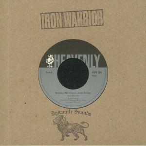 REVIVAL SEASON aka BRANDON BEZ EVANS/JONAH SWILLEY - Iron Warrior