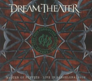 DREAM THEATER - Lost Not Forgotten Archives: Master Of Puppets Live In Barcelona 2002