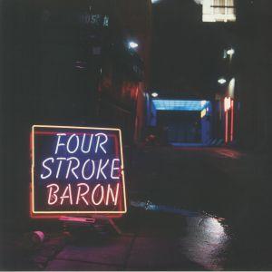 FOUR STROKE BARON - Planet Silver Screen (reissue)