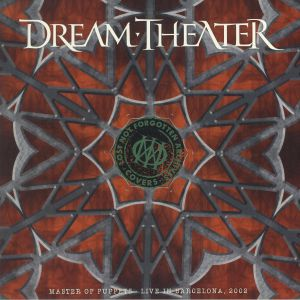 DREAM THEATER - Lost Not Forgotten Archives: Master Of Puppets: Live In Barcelona 2002