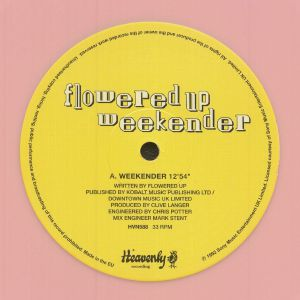 FLOWERED UP - Weekender (Love Record Stores 2021)