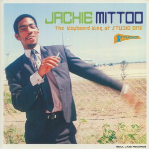 MITTOO, Jackie - The Keyboard King At Studio One (20th Anniversary Edition) (Love Record Stores 2021)