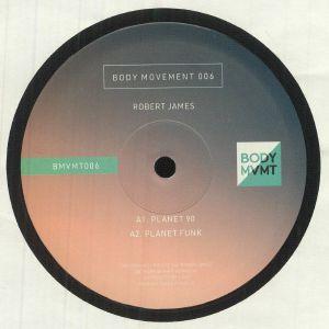 JAMES, Robert/KOLTER - Planet Pusher EP