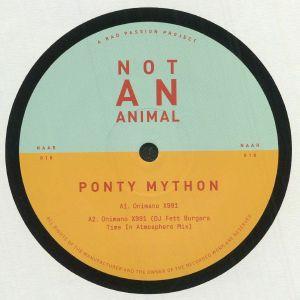 PONTY MYTHON - Onimano X991
