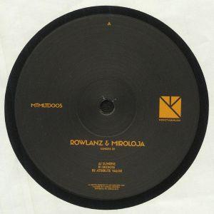 Rowlanz / Miroloja - Sunrise EP (repress)