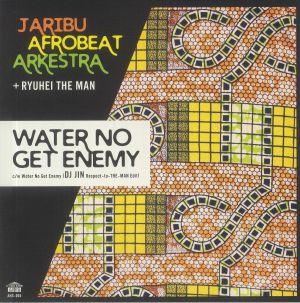 JARIBU AFROBEAT ARKESTRA/RYUHEI THE MAN - Water No Get Enemy