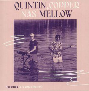 COPPER, Quintin/NAS MELLOW - Paradise (Erobique Remix)