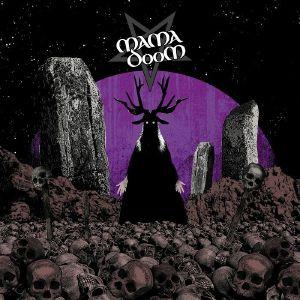 MAMA DOOM - Ash Bone Skin'n'Stone