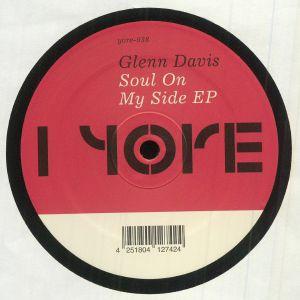 DAVIS, Glenn - Soul On My Side