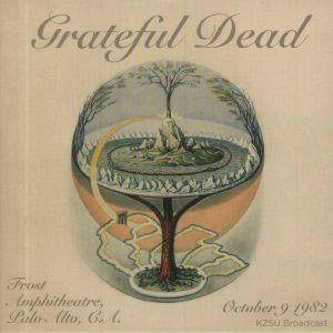 GRATEFUL DEAD - Frost Ampitheatre Palo Alto CA October 9 1982 KZSU Broadcast