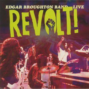 EDGAR BROUGHTON BAND - Live: Revolt!