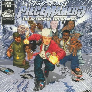 TONY TOUCH - The Piece Maker 3: Return of The 50 MC's (reissue)